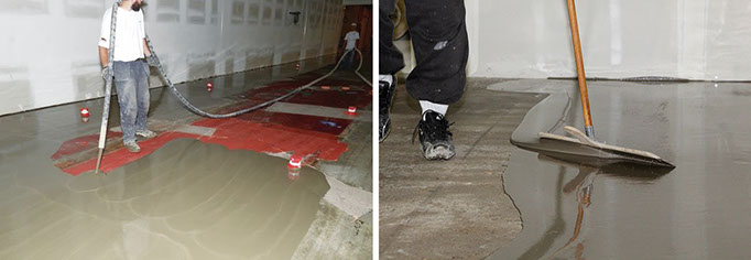 The MJA Co Concrete Leveling And Mudjacking - Easiest way to level a floor