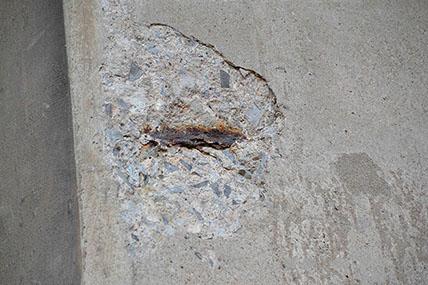 Concrete Floor Surface Repair