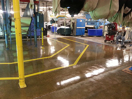 Concrete Sealers and Coatings | Seal & Protect Concrete Professionally