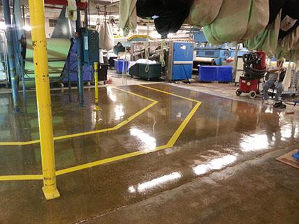 Polyurethane Concrete Floor Sealers