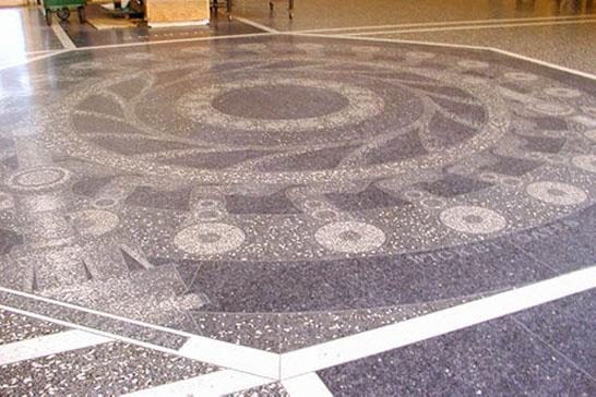 Terrazzo Floor Repair and Restoration