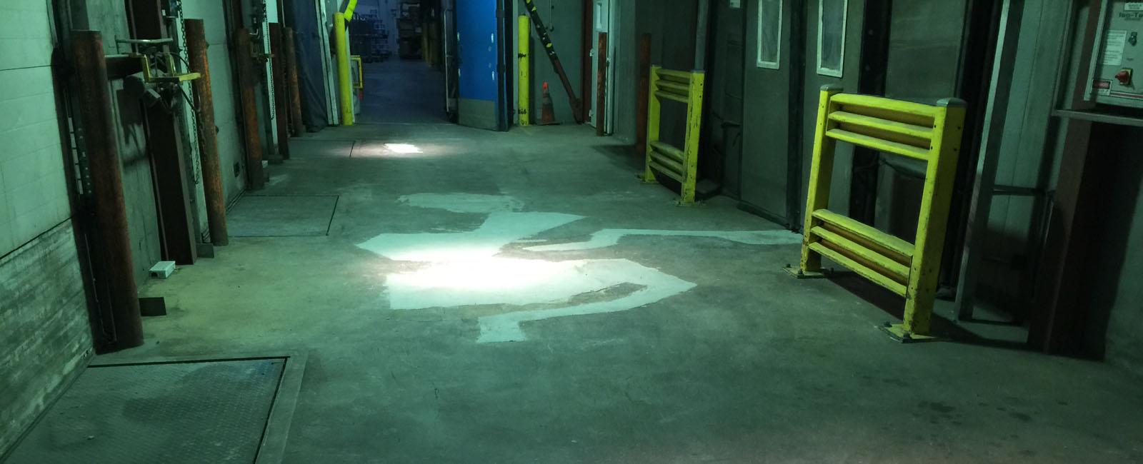 Concrete Surface Repairs