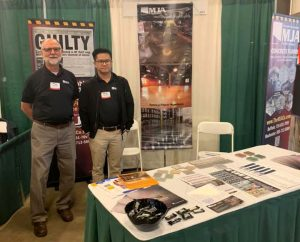 The MJA Company at the 2019 Facilities Management Expo